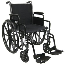 Deluxe Standard Wheelchair