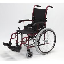 "High Strength 18"" Ultra Lightweight Wheelchair"