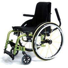 Ultra Lightweight Bariatric Active Wheelchair