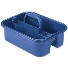 "Tote Caddy, 13-3/4""x18-1/4""x8-3/4"", Blue"