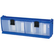 Large Tilt and Lock Organizer