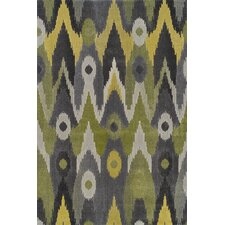 Grand Tour Multicolored Rug