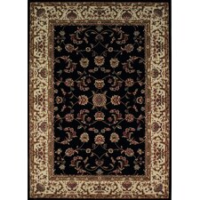 <strong>Dalyn Rug Co.</strong> Imperial Black Rug