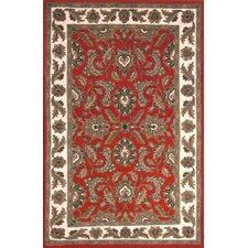 Jewel Red Rug