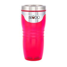 Leak Proof Thermodynamic Travel Mug in Jazz Flamingo