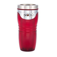 <strong>Brugo</strong> Leak Proof Thermodynamic Travel Mug in Executive Ruby