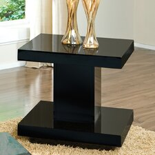 Folio End Table