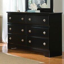 Carson 6 Drawer Dresser