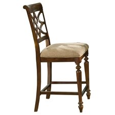 Woodmont Stool in Cherry