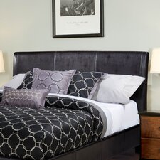 New York Upholstered Platform Bed