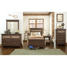 Weatherly Panel Bedroom Collection