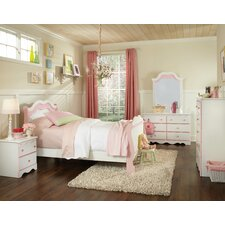 Bubblegum Sleigh Bedroom Collection