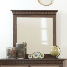 Weatherly Square Dresser Mirror