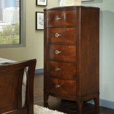 <strong>Standard Furniture</strong> Park Avenue II 5 Drawer Lingerie Chest