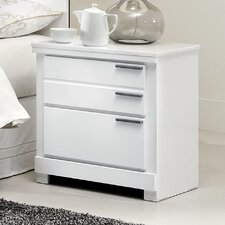 Metropolitan 2 Drawer Nightstand