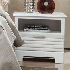 Action 1 Drawer Nightstand
