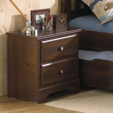 Parker 2 Drawer Nightstand