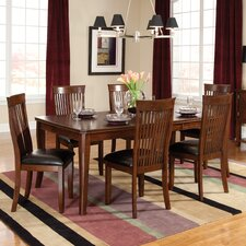 <strong>Standard Furniture</strong> Regency 7 Piece Dining Set