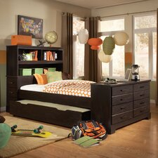 Hideout Storage Bed