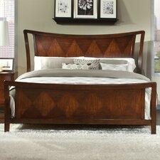 Park Avenue II Sleigh Bed