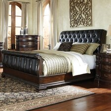 Churchill Sleigh Bed