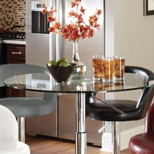 Cosmo Adjustable Counter Height Dining Table Set