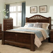 Odessa Panel Bed