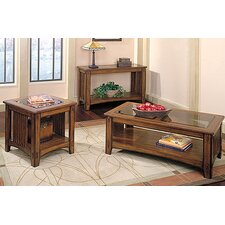 <strong>Standard Furniture</strong> Mission Hills Coffee Table Set