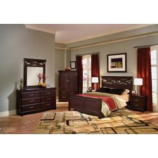 City Crossing Panel Bedroom Collection