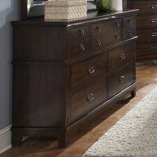 <strong>Standard Furniture</strong> Sonoma Standard 7 Drawer Dresser
