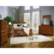 City Park Slat Bedroom Collection