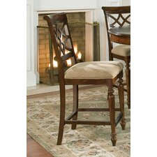 "<strong>Standard Furniture</strong> Woodmont 24"" Bar Stool with Cushion"
