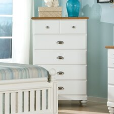 <strong>Standard Furniture</strong> Sunset Hill 5 Drawer Chest