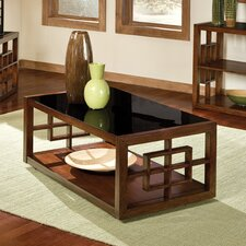 <strong>Standard Furniture</strong> Hamilton Coffee Table with Casters