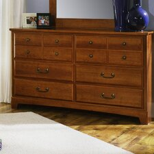 City Park 6 Drawer Dresser