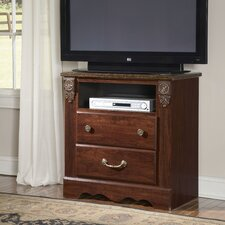 <strong>Standard Furniture</strong> Carrington 2 Drawer Media Chest