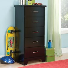 <strong>Standard Furniture</strong> Free 2 B 5 Drawer Lingerie Chest