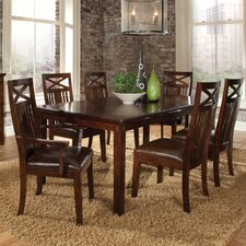 <strong>Standard Furniture</strong> Sonoma 7 Piece Dining Set