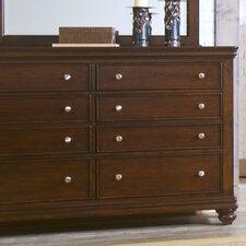 Essex 8 Drawer Standard Dresser