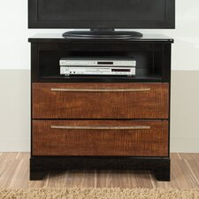 <strong>Standard Furniture</strong> Eclipse 2 Drawer Media Chest