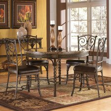 Cristiano 5 Piece Dining Set