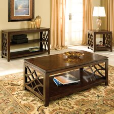 <strong>Standard Furniture</strong> Woodmont Coffee Table Set