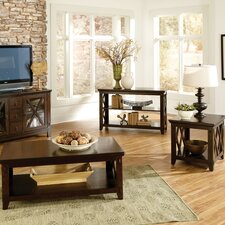 <strong>Standard Furniture</strong> Sonoma Coffee Table Set