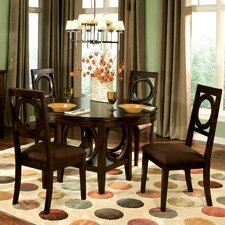 Coterno 5 Piece Dining Set