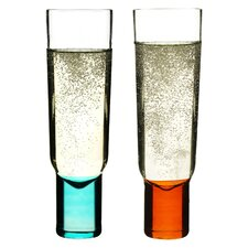 Club Champagne Glass (Set of 2)