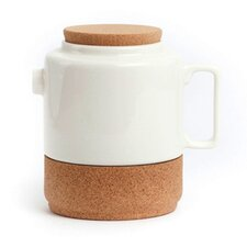 Pearl and Cork Teapot