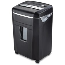 14 Sheet Cross-Cut Shredder with Pullout Basket