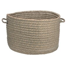 Solid Fabric Basket