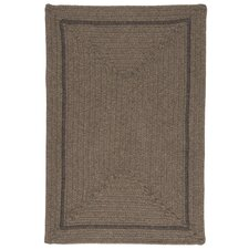 Shear Natural Latte Area Rug