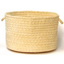 Spring Meadow Braided Utility Basket